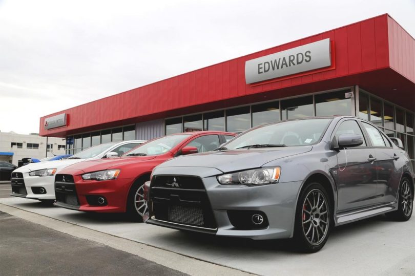 Edwards Auto Group Front